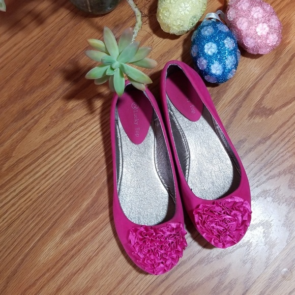 lucky top Other - New fuchsia slip-on shoes